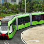 Kinezi predstavili voz koji se kreće virtuelnim šinama