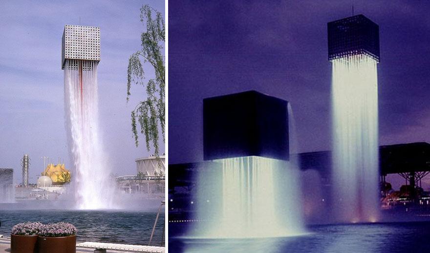fontana osaka japan