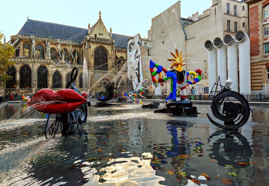 fontana paris