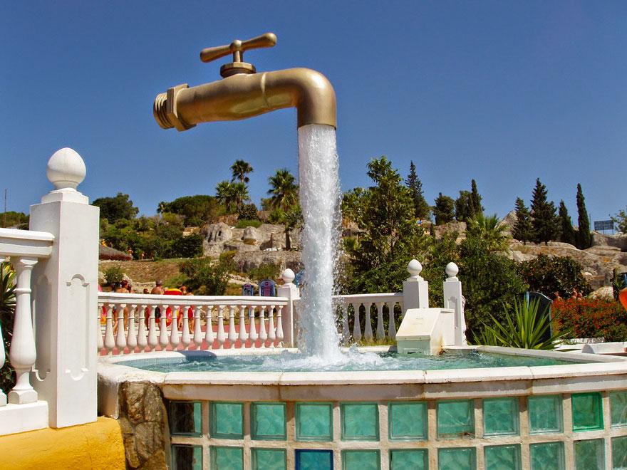 fontana spanija