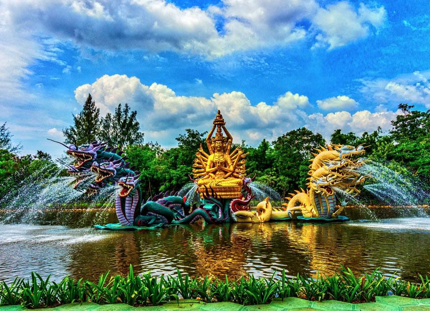 fontana tajland