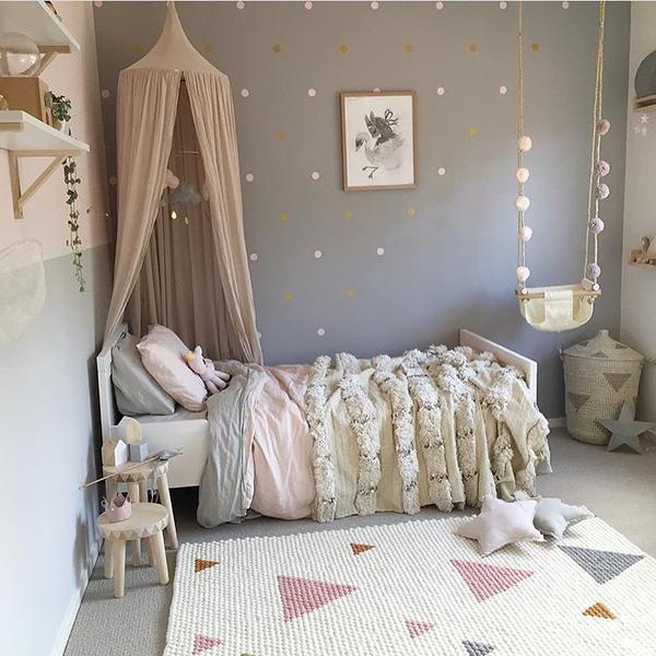 ideje za uredjenje djecje sobe