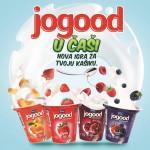 Mlijekoprodukt lansirao Jogood voćne jogurte u čašici: Četiri okusa koji će probuditi ljeto u vama