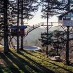Ostvario želju iz djetinjstva, sagradio luksuznu kuću na drvetu