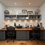 Inspiracija: 15 primjera kako urediti zajedničku kućnu kancelariju