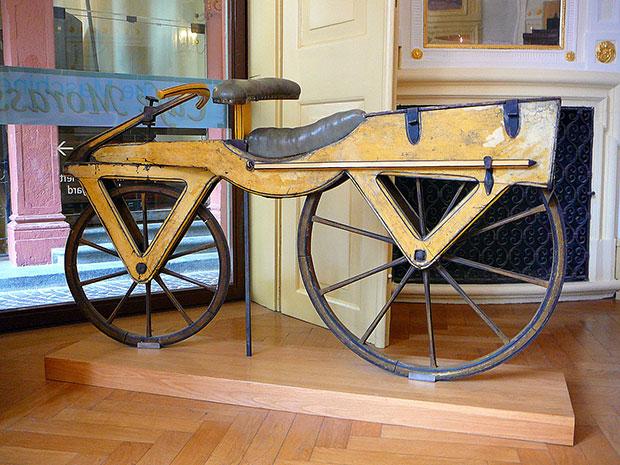 prvo biciklo