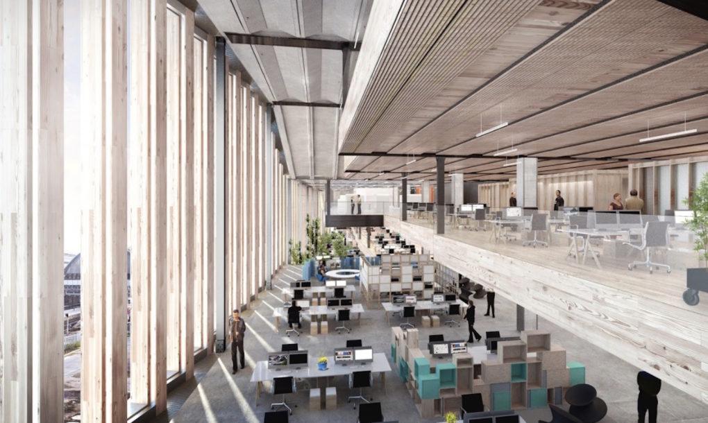sjedište google london