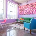 Ovaj stan u bojama duge je hit na Instagramu