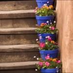 """""""Oživite"""" stepenice u dvorištu"""