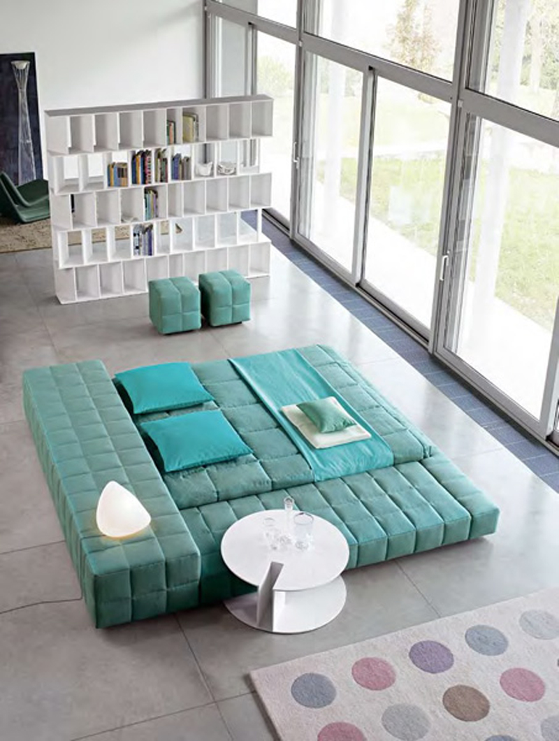 The-turquoise-color-makes-the-furniture-looks-so-fun