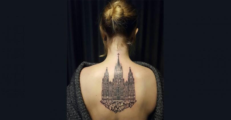 arhitektura i tetovaze
