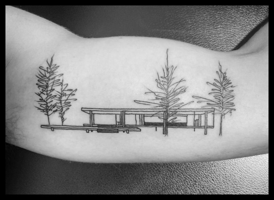 arhitetktonske tetovaze