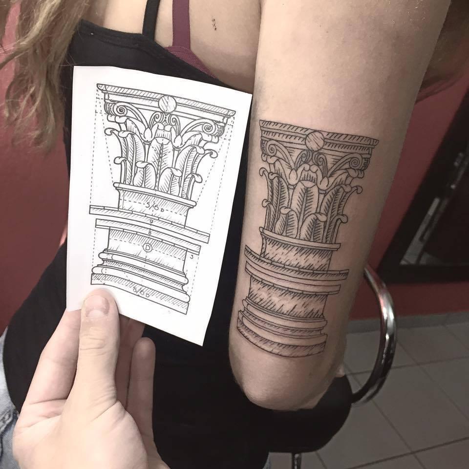gradnja tetovaze