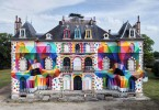 grafiti dvorac