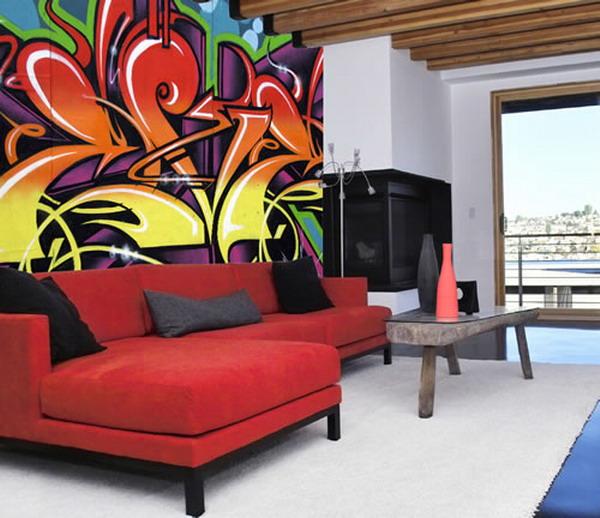 grafiti zid