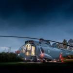 Stari helikopter pretvorili u luksuzno prenoćište