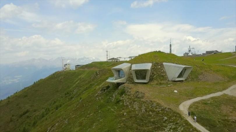 muzej na alpima zaha hadid