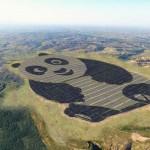 Kina ima solarnu elektranu u obliku pande