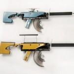 Kanadski umjetnik pravi puške od starih pisaćih mašina