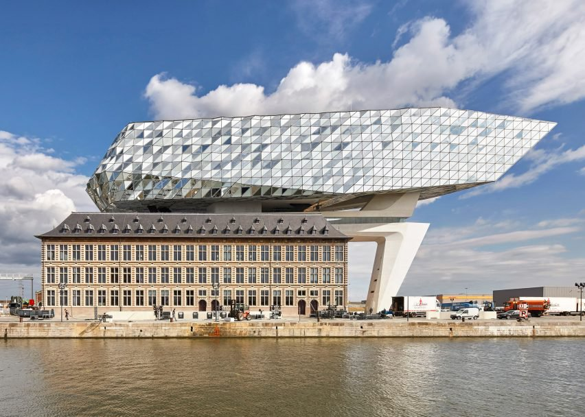 port house belgija