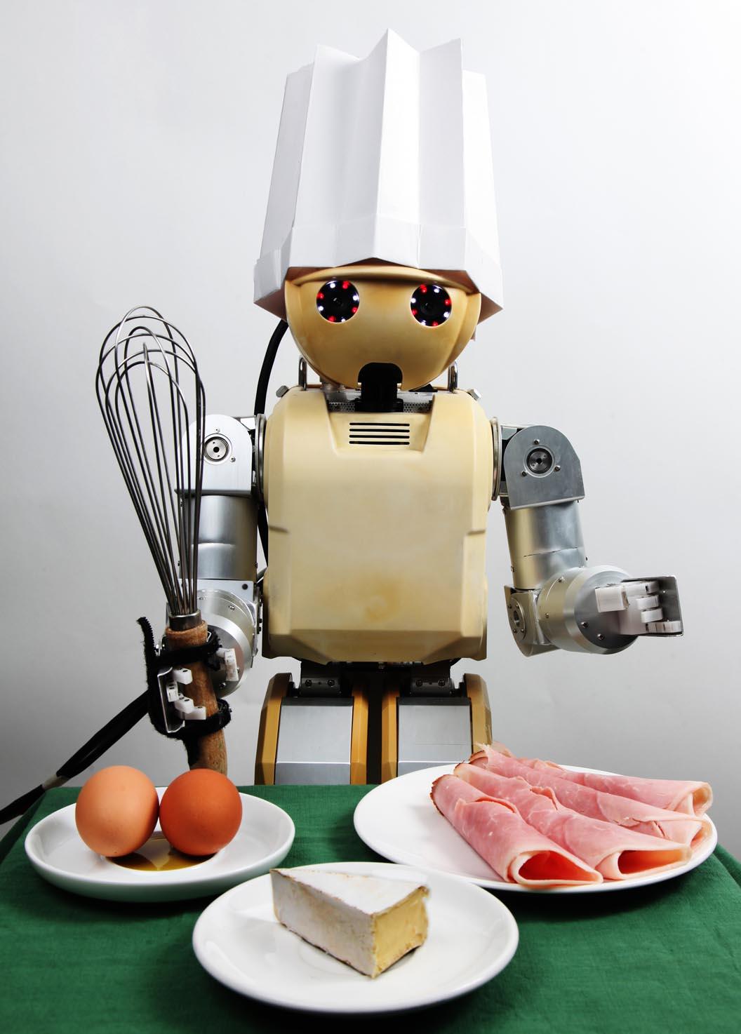 robot kuhar