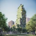 Zeleni toranj u Utrechtu će apsorbovati štetne gasove