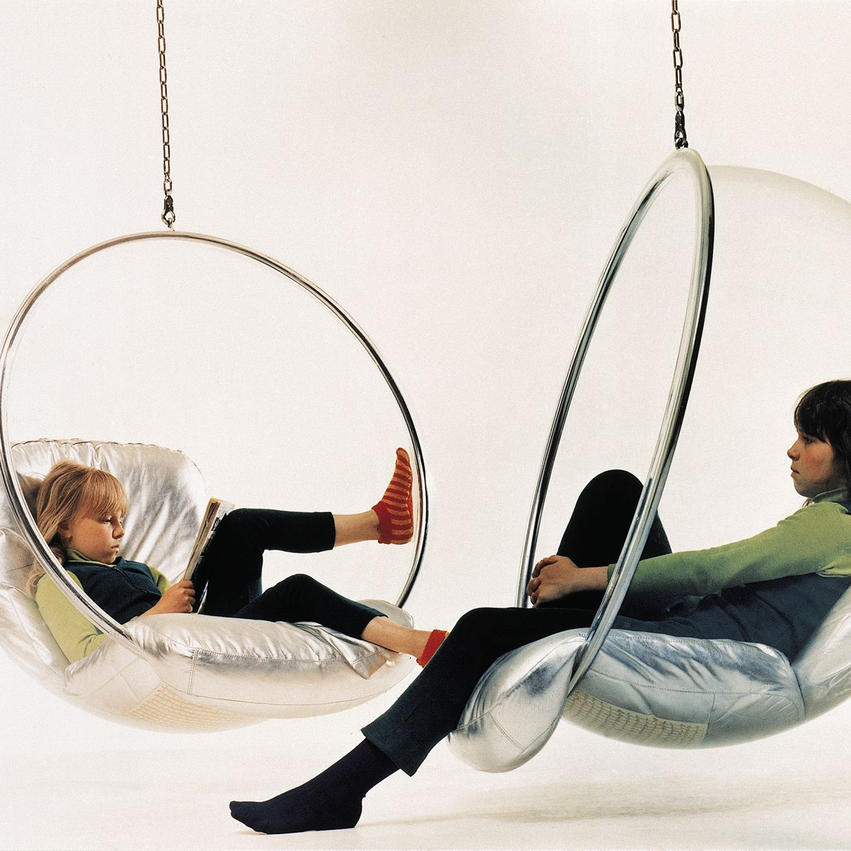 5 eero arnio - bubble chair