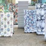 Tapete Jean-Paul Gaultiera ekscentrične su kao i njegova odjeća