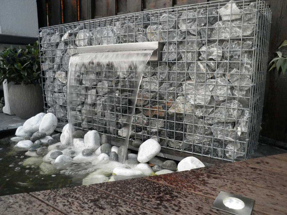 fontana od gabiona