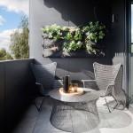 Volimo šarenilo, ali ovi crno-bijeli balkoni su prekrasni