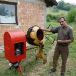 Nećete vjerovati kakvu je mašinu za veš napravio Niko iz Travnika