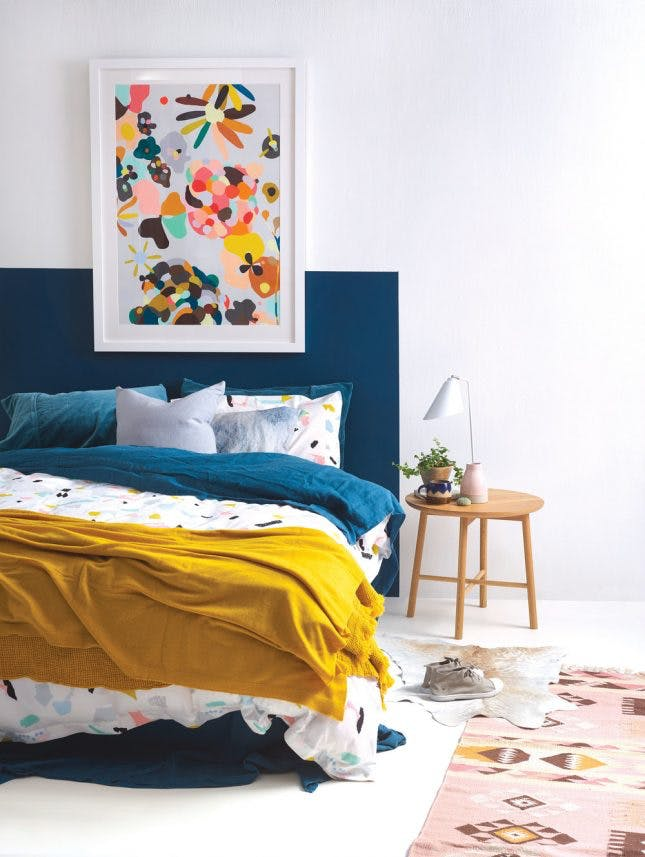 moderna spavaca soba