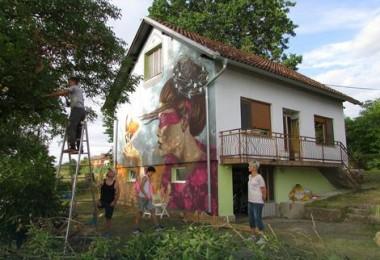 mural na kuci