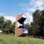 Slovenski arhitekti ponovo oduševili neobičnim stambenim objektom
