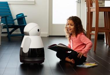 robot kuri vision
