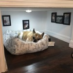 Sve za kućnog ljubimca: Napravio sobicu za psa ispod stepenica