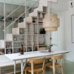 Devet sjajnih primjera: Kako od stepenica napraviti prostor za odlaganje