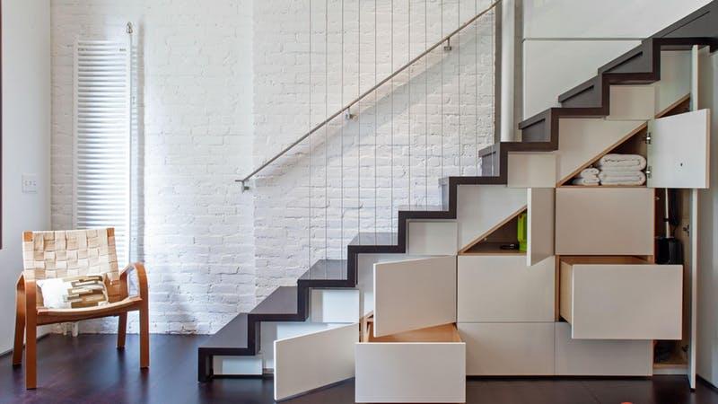 stepenice prostor ispod