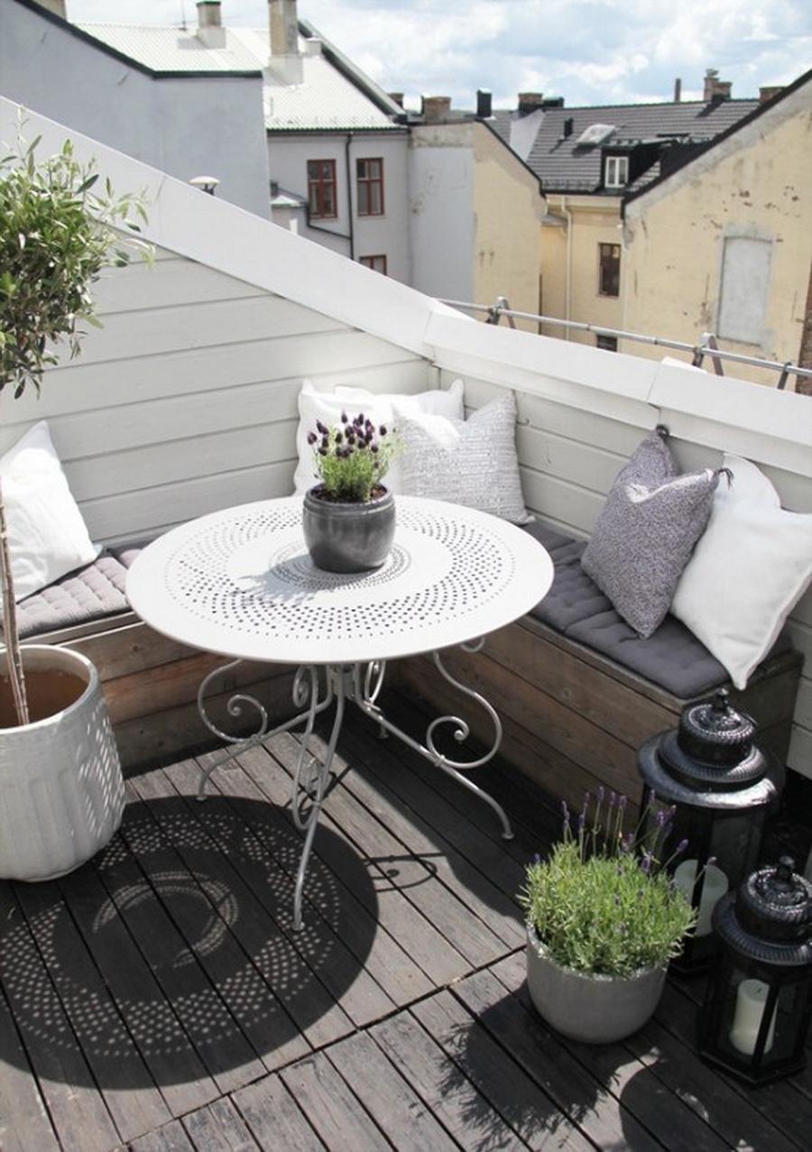 uredjenje balkona