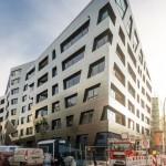 Stambena zgrada u Berlinu čisti vazduh