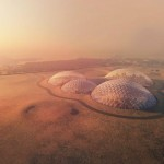 Objavljeni planovi za grad koji simulira život na Marsu