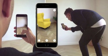 METROGRAB: IKEA Launches New App That Lets You Try Furniture In