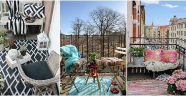 jesen uredjenje balkona