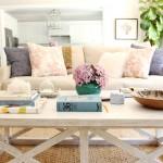 Kako stilizovati kafe stolić u dnevnom boravku?