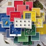 Završena Lego kuća: Raj za ljubitelje čuvenih kockica
