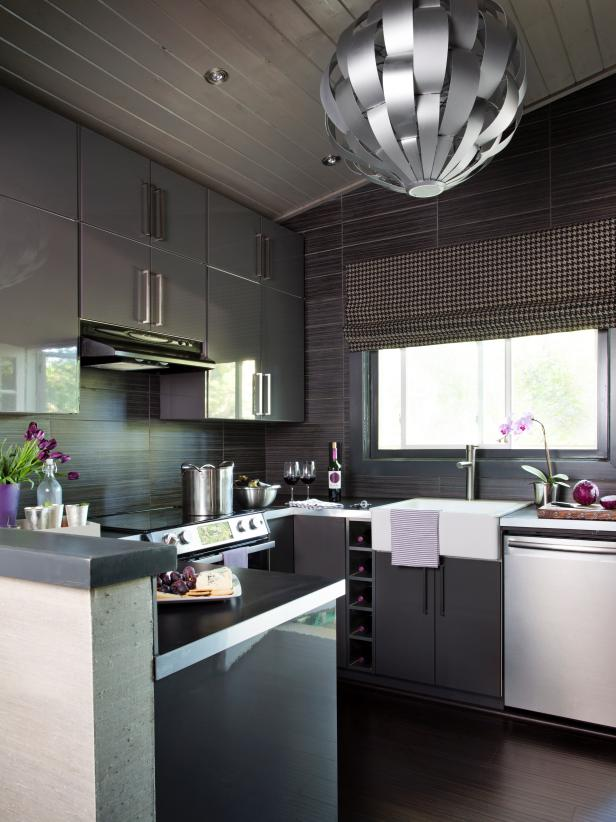 minimalisticke kuhinje