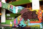 murali mostar