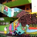 Street Arts Festival: Fasade u Mostaru dobijaju nove boje