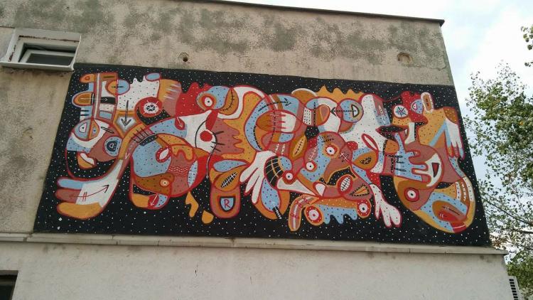 murali u mostaru