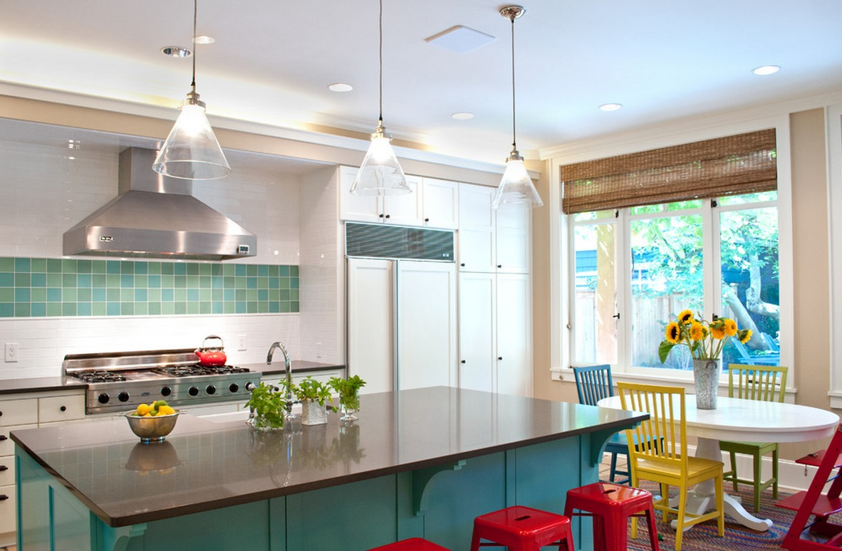 retro detalji u kuhinji